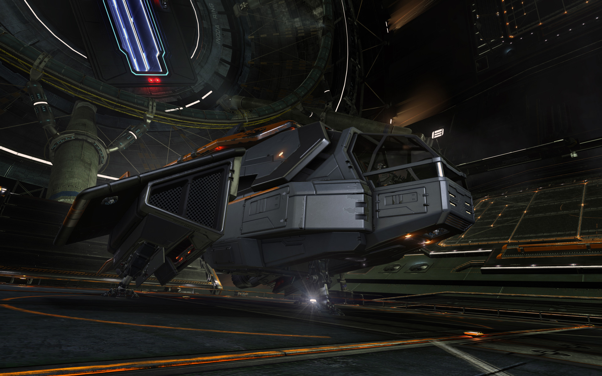 Elite: Dangerous Update #76